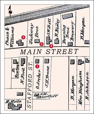 Joseph Smith Home Page Local Histories Wayne Co 1900 1999